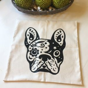 Other - Boston Terrier Pillow Cover